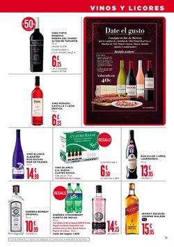 Ofertas de Vino blanco  en el folleto de Supercor Exprés en La Orotava