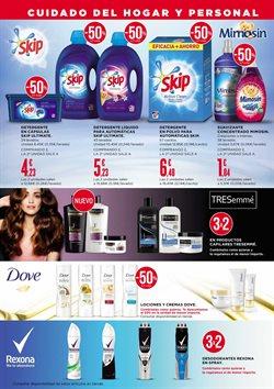 Ofertas de Detergente líquido  en el folleto de Supercor Exprés en La Orotava