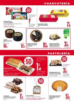 Ofertas de Queso fundido  en el folleto de Supercor Exprés en Barcelona
