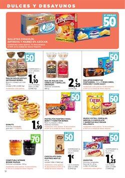 Ofertas de Chocolatinas  en el folleto de Supercor Exprés en Madrid