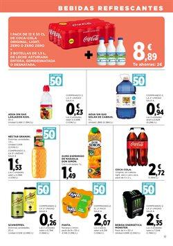 Ofertas de Coca-Cola  en el folleto de Supercor Exprés en Madrid