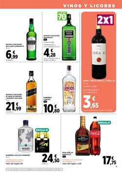 Ofertas de Ginebra  en el folleto de Supercor Exprés en Barcelona