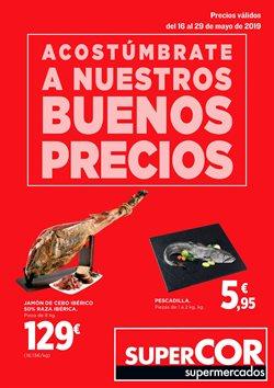 Ofertas de Supercor Exprés  en el folleto de San Cristobal de la Laguna (Tenerife)