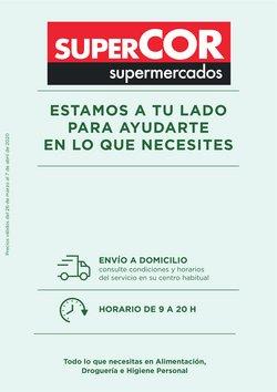 Catálogo Supercor Exprés en Pontevedra ( 7 días más )