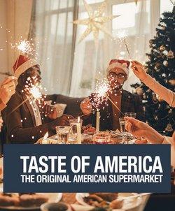 Catálogo Taste of America ( Caducado)