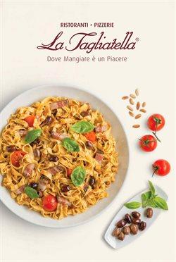 Ofertas de La Tagliatella  en el folleto de Madrid