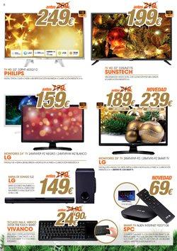 Ofertas de Smart tv  en el folleto de Expert en Madrid