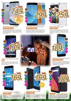 Ofertas de Smartphones Huawei  en el folleto de Expert en Madrid