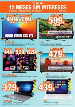 Ofertas de Panasonic  en el folleto de Expert en Madrid