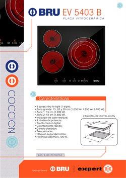 Ofertas de Vitrocerámicas  en el folleto de Expert en Telde