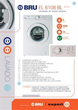 Ofertas de Lavadora carga frontal  en el folleto de Expert en Jerez de la Frontera