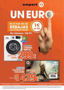 Ofertas de Expert  en el folleto de Lleida