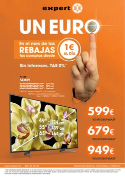 Ofertas de Expert  en el folleto de Portugalete
