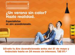 Ofertas de Expert  en el folleto de Bilbao