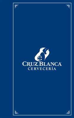 Ofertas de Cervecería Cruz Blanca en el catálogo de Cervecería Cruz Blanca ( Caducado)
