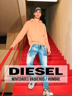 Ofertas de Vaqueros hombre en Diesel