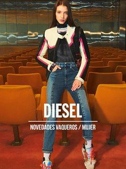 Ofertas de Vaqueros mujer en Diesel