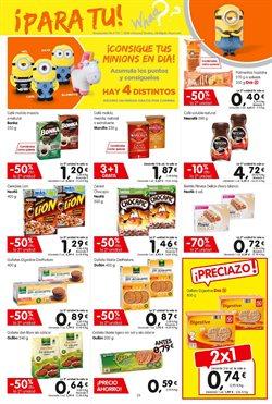 Ofertas de Chocolate  en el folleto de Dia Market en Alcalá la Real