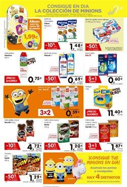 Ofertas de Minions  en el folleto de Dia Market en Madrid