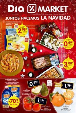 Ofertas de Hiper-Supermercados  en el folleto de Dia Market en Andorra la Vella
