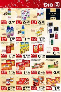 Ofertas de Johnson's  en el folleto de Dia Market en Vigo