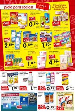 Ofertas de Pañales  en el folleto de Dia Market en Ávila