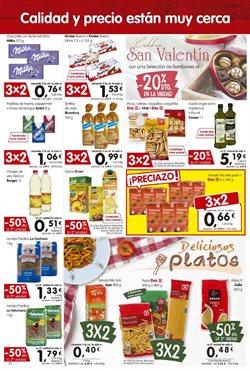 Ofertas de Lentejas pardina  en el folleto de Dia Market en Madrid
