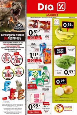 Ofertas de Dia Market  en el folleto de Palamos