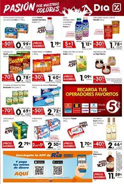 Ofertas de Puleva  en el folleto de Dia Market en Murcia
