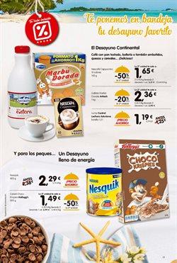 Ofertas de Central Lechera Asturiana  en el folleto de Dia Market en Madrid