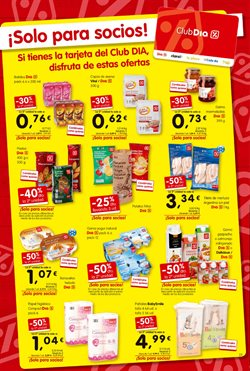 Ofertas de Filetes de merluza  en el folleto de Dia Market en Murcia