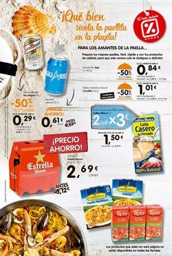 Ofertas de Paella  en el folleto de Dia Market en Valencia