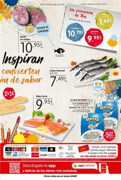 Ofertas de Calamares  en el folleto de Dia Market en Murcia