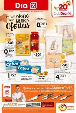 Ofertas de Dia Market  en el folleto de Puebla de Sanabria