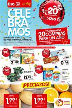 Ofertas de Dia Market  en el folleto de Ecija