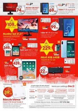 Ofertas de Alcatel  en el folleto de Dia Market en Ponferrada