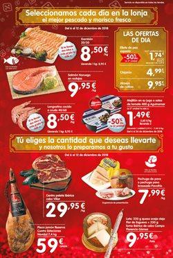 Ofertas de Paleta ibérica de cebo  en el folleto de Dia Market en Madrid