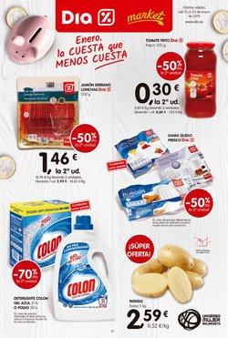 Ofertas de Dia Market  en el folleto de Barcelona