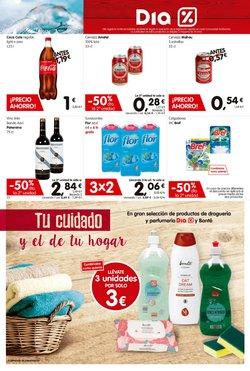 Ofertas de Cerveza  en el folleto de Dia Market en Motril