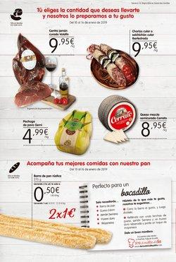 Ofertas de Chorizo  en el folleto de Dia Market en León