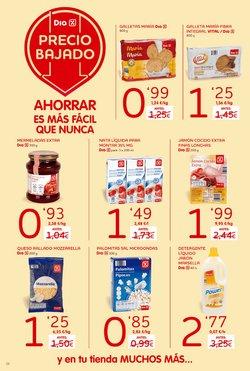 Ofertas de Detergente líquido  en el folleto de Dia Market en Madrid