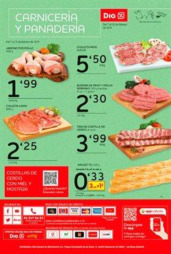 Ofertas de Pavo  en el folleto de Dia Market en Palamos