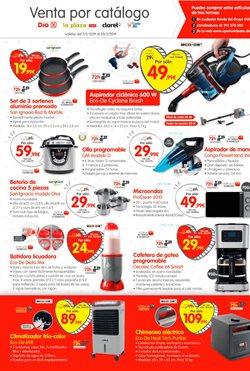 Ofertas de Microondas  en el folleto de Dia Market en Ronda