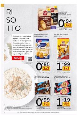 Ofertas de Magdalenas  en el folleto de Dia Market en Málaga