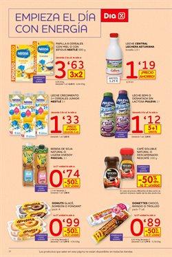 Ofertas de Nescafé  en el folleto de Dia Market en Madrid