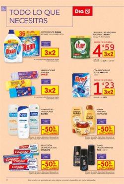 Ofertas de Sanex  en el folleto de Dia Market en León