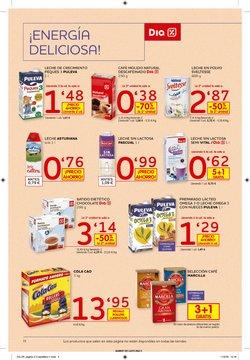 Ofertas de Puleva  en el folleto de Dia Market en Córdoba