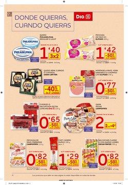 Ofertas de García Baquero  en el folleto de Dia Market en Fuengirola