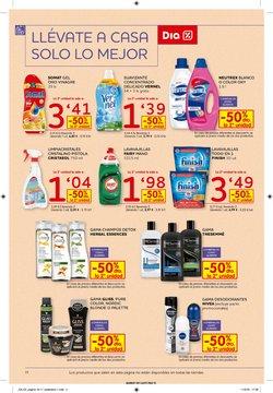 Ofertas de Limpiacristales  en el folleto de Dia Market en Málaga