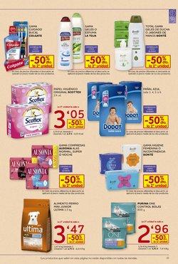 Ofertas de Gel de baño  en el folleto de Dia Market en León